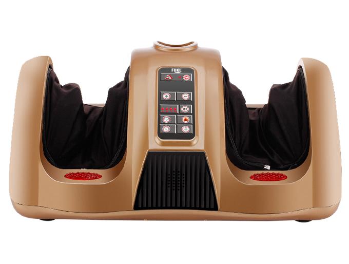 Máy Massage Chân Nhật Bản Fuki FK-6891 (Vàng Gold)