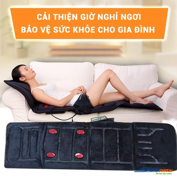 Nệm massage toàn thân M799